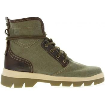 Sapatos Mulher Botas baixas Timberland A1GG7 CITYBLAZER Verde