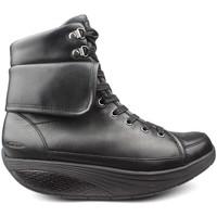 Sapatos Mulher Botins Mbt EUZI FLIP W BUTTONS black