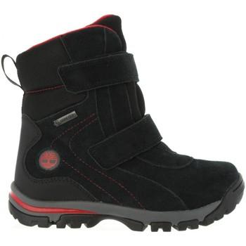 Sapatos Criança Botas de neve Timberland 9377R JMNYPK Negro