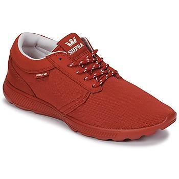 Sapatos Sapatilhas Supra HAMMER RUN Vermelho