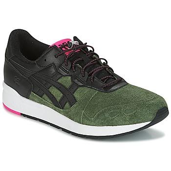 Sapatos Homem Sapatilhas Asics GEL-LYTE Preto / Cáqui