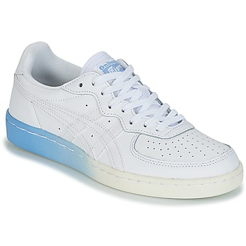 Sapatos Mulher Sapatilhas Onitsuka Tiger GSM LEATHER Branco / Azul