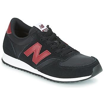 Sapatos Sapatilhas New Balance U420 Preto