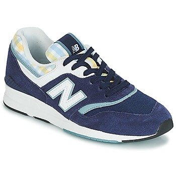 Sapatos Mulher Sapatilhas New Balance WL697 Azul