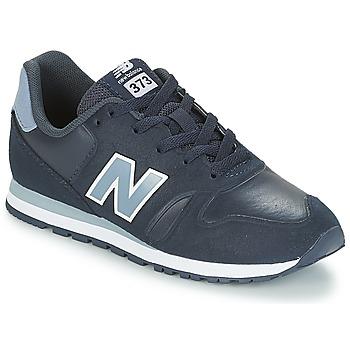 Sapatos Criança Sapatilhas New Balance KV373 Marinho