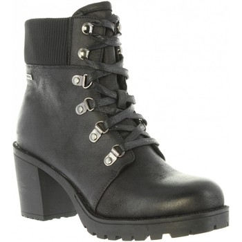 Sapatos Mulher Botins MTNG 59989 Negro
