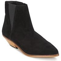 Sapatos Mulher Botas baixas Shellys London CHAN Preto