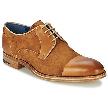 Sapatos Homem Sapatos Barker BUTLER Castanho
