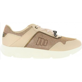 Sapatos Mulher Sapatilhas MTNG 69072 Beige