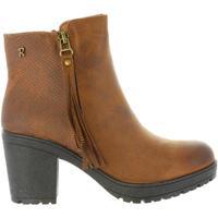 Sapatos Mulher Botins Refresh 63828 Marrón