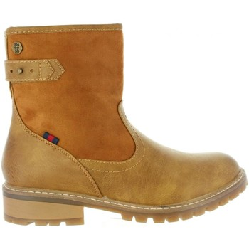 Sapatos Mulher Botins Refresh 63871 Beige