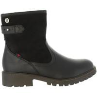 Sapatos Mulher Botins Refresh 63871 Negro