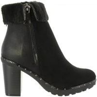 Sapatos Mulher Botins Refresh 64014 Negro