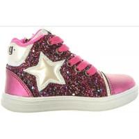 Sapatos Rapariga Sapatilhas de cano-alto MTNG 47419 Gris
