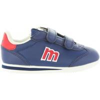 Sapatos Criança Sapatilhas MTNG 84568 Azul