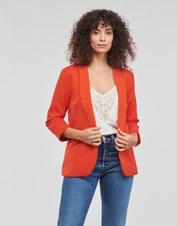 Textil Mulher Casacos/Blazers Betty London IOUPA Vermelho