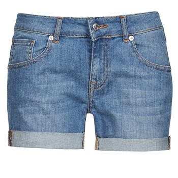 Textil Mulher Shorts / Bermudas Yurban INYUTE Azul / Claro