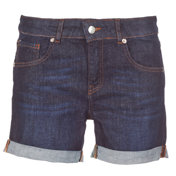 Textil Mulher Shorts / Bermudas Moony Mood INYUTE Azul / Escuro