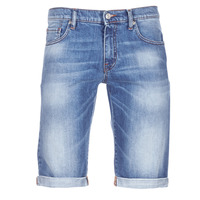 Textil Homem Shorts / Bermudas Yurban IXOLAK Azul / Claro