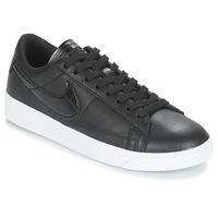 Sapatos Mulher Sapatilhas Nike BLAZER LOW ESSENTIAL W Preto