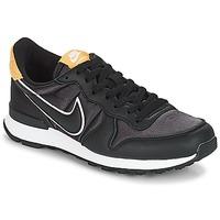 Sapatos Mulher Sapatilhas Nike INTERNATIONALIST HEAT Preto / Ouro