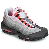 Sapatos Homem Sapatilhas Nike AIR MAX 95 OG Branco / Vermelho