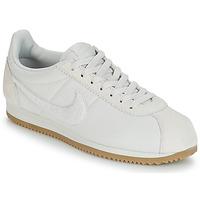 Sapatos Homem Sapatilhas Nike CLASSIC CORTEZ SE Bege