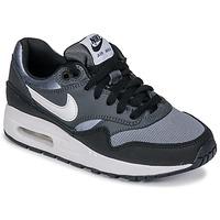 Sapatos Rapaz Sapatilhas Nike AIR MAX 1 GRADE SCHOOL Preto / Cinza
