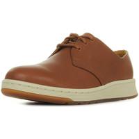Sapatos Sapatilhas Dr Martens Cavendish Oak Temperley Castanho