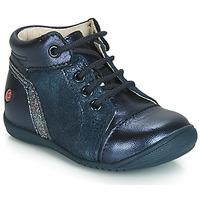 Sapatos Rapariga Sapatilhas de cano-alto GBB ROSEMARIE Marinho