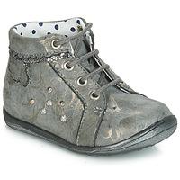 Sapatos Rapariga Sapatilhas de cano-alto Catimini FANETTE Cinza