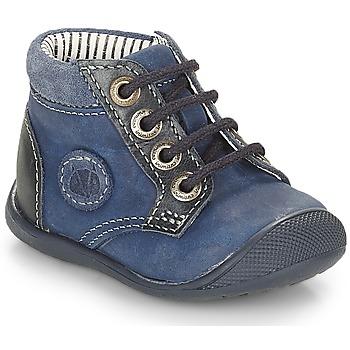 Sapatos Rapaz Sapatilhas de cano-alto Catimini RAYMOND Azul