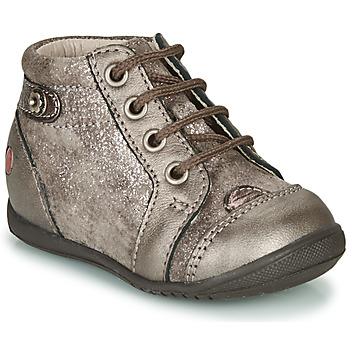 Sapatos Rapariga Sapatilhas de cano-alto GBB NICOLE Toupeira