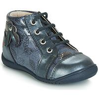 Sapatos Rapariga Sapatilhas de cano-alto GBB NICOLE Marinho