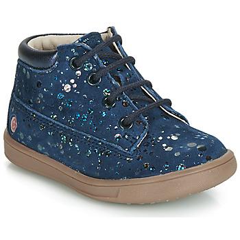 Sapatos Rapariga Sapatilhas de cano-alto GBB NINON Marinho