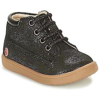 Sapatos Rapariga Botas baixas GBB NINON Preto