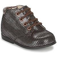 Sapatos Rapariga Botas baixas GBB TACOMA Cobre / Rosa