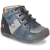 Sapatos Rapaz Botas baixas GBB REGIS Marinho