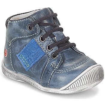 Sapatos Rapaz Botas baixas GBB RACINE Marinho