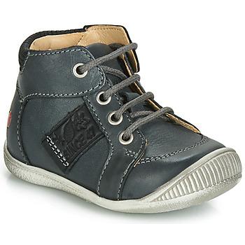 Sapatos Rapaz Sapatilhas de cano-alto GBB RACINE Cinza