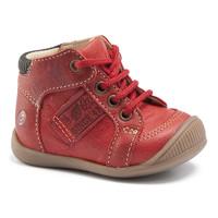 Sapatos Rapaz Sapatilhas de cano-alto GBB RACINE Tijolo