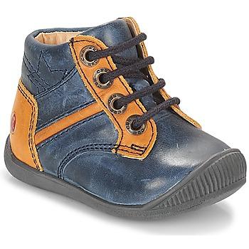 Sapatos Rapaz Botas baixas GBB RATON Marinho
