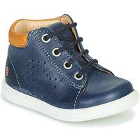 Sapatos Rapaz Sapatilhas de cano-alto GBB NERISSON Marinho