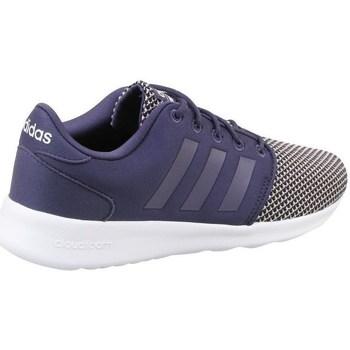 Sapatos Mulher Sapatilhas adidas Originals CF QT Racer W Branco, Preto, Azul