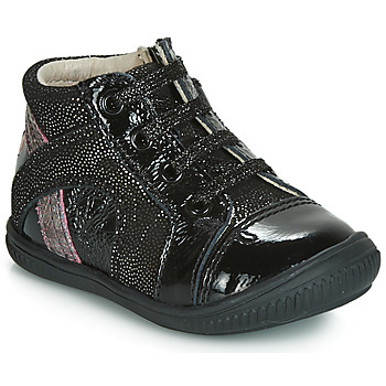 Sapatos Rapariga Sapatilhas GBB ROSETTA Preto