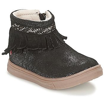 Sapatos Rapariga Botas baixas GBB NEFFLE Preto