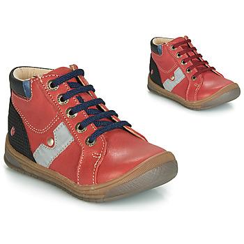 Sapatos Rapaz Sapatilhas de cano-alto GBB RENOLD Tijolo