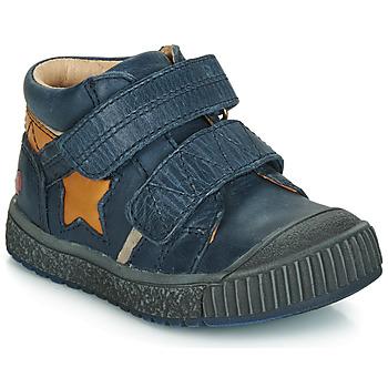 Sapatos Rapaz Sapatilhas GBB RADIS Marinho