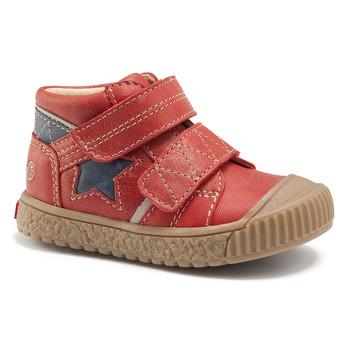 Sapatos Rapaz Sapatilhas de cano-alto GBB RADIS Tijolo - marinho