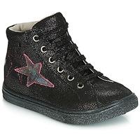 Sapatos Rapariga Sapatilhas GBB MARTA Preto